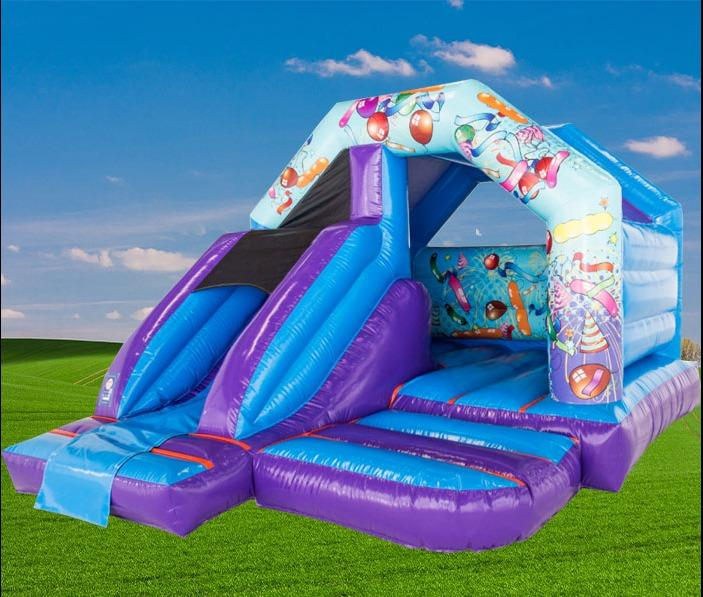 Party Bounce and slide 1565