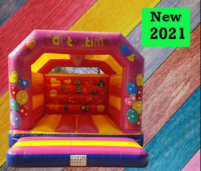 Party Pink A Frame 1481